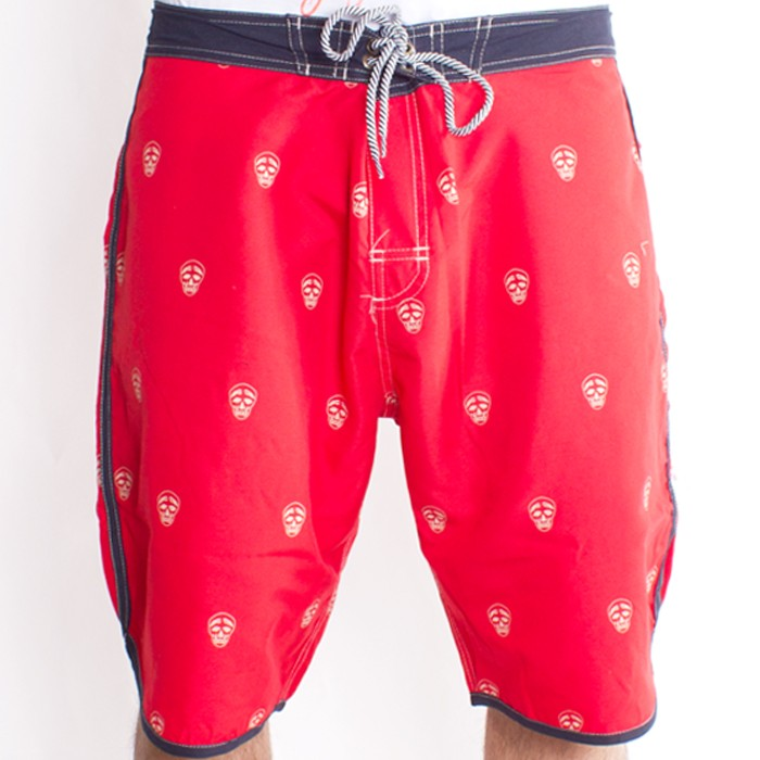 BAÑADOR GRIMEY DEATH DISCIPLES SS14 RED