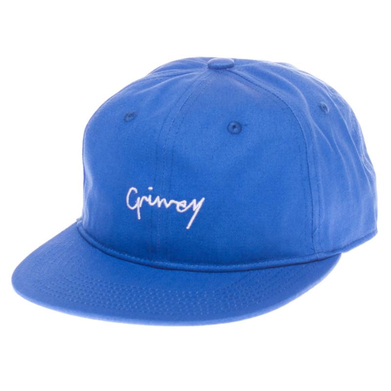 GORRA GRIMEY NATURAL CAP FW16 BLUE