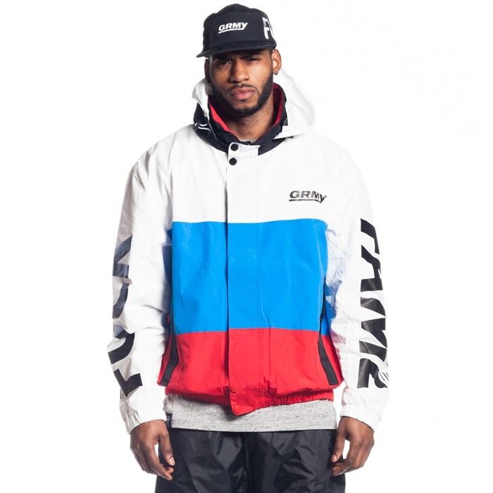 CHAQUETA GRIMEY FUCK FAME SS16 TRACK JACKET