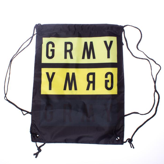 BOLSA CUERDAS GRIMEY LEGION GRMY BAG BAGPACK SS16 BLACK