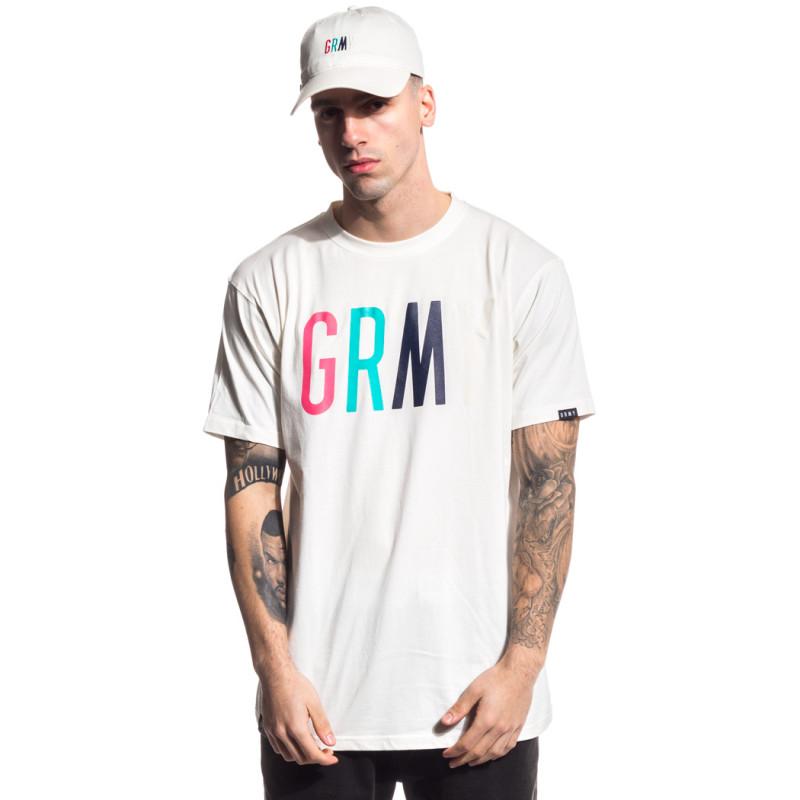 CAMISETA GRIMEY ROCK CREEK PARK GRMY TEE SS17 ANTIQUE WHITE