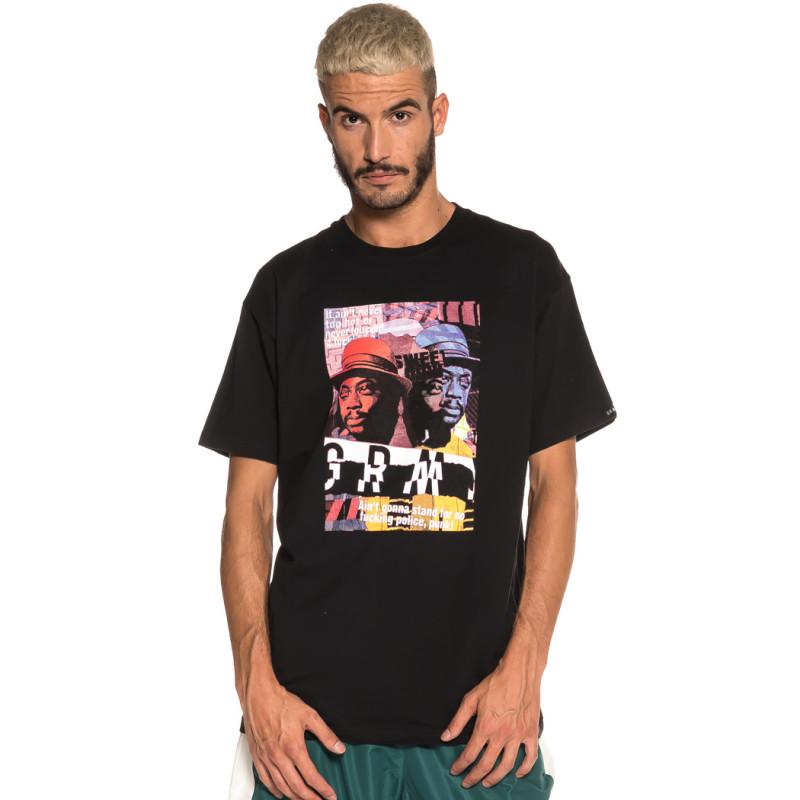 Camiseta Grimey Sweet Dick Tee FW18 Black