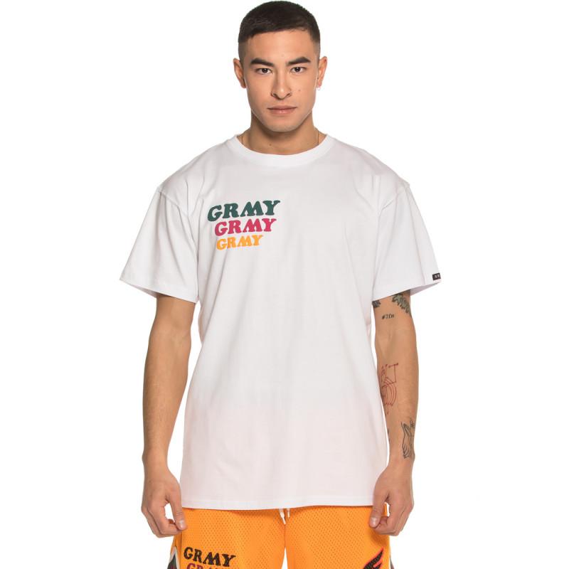 Camiseta Grimey Wild Child Tee SS19 White