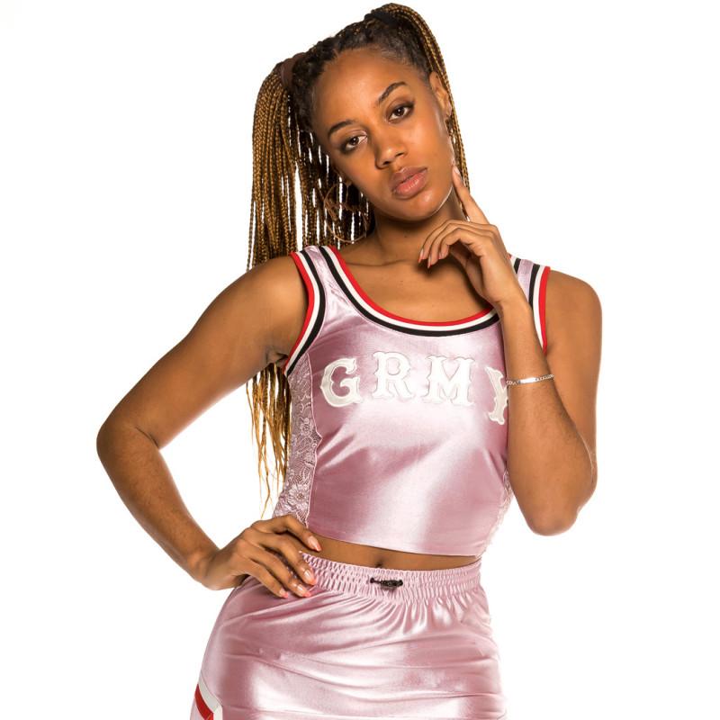 "Top de Chica Grimey ""The Loot"" Pink   Spring 21"
