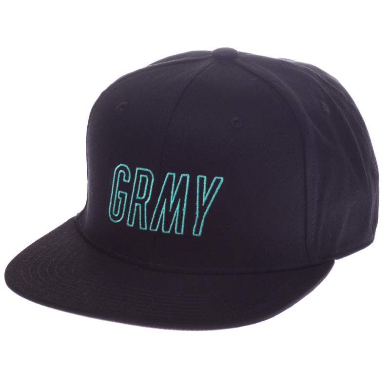 GORRA GRIMEY ROCK CREEK PARK SNAPBACK SS17 BLACK