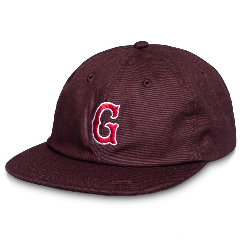 """Gorra Grimey """"The Loot"""" Unstructured Cap Brown   Spring 21"""