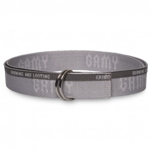 Cinturón Grimey Carnitas Belt SS20 Grey