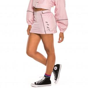 Falda Grimey Urmah Dojo mini skirt SS20 Pink