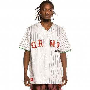"Camiseta de Baseball Grimey ""The Loot - El botín"" White 