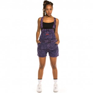 "Peto Grimey ""Liveution"" Denim Purple 