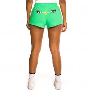 Pantalón corto de Chica Grimey