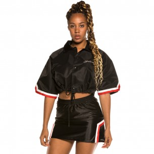 "Chaqueta Chica Grimey ""The Loot"" Coach Black 