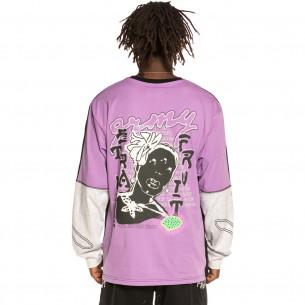 Camiseta manga larga Grimey Strange Fruit LS Black | Spring 21