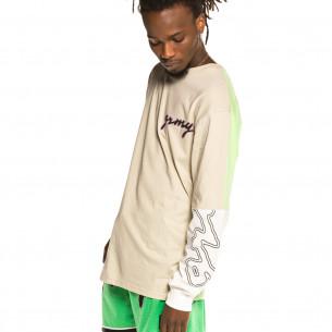 Camiseta manga larga Grimey Strange Fruit LS Grey | Spring 21