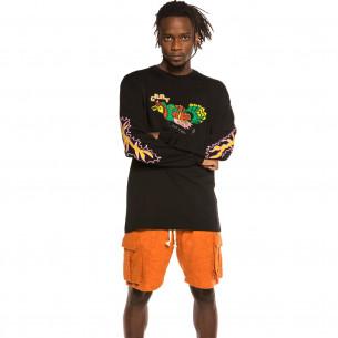 Camiseta manga larga Grimey Liveution LS Black   Spring 21