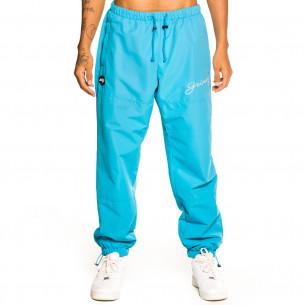 "Pantalón Grimey ""Martinica Fact"" Track pants - Blue   Fall 21"