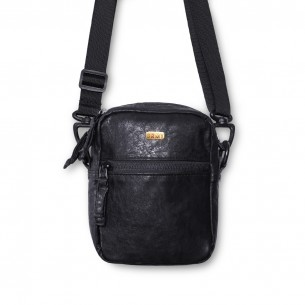 Bolsito Grimey Call of Yore Pu Leather FW20 Black