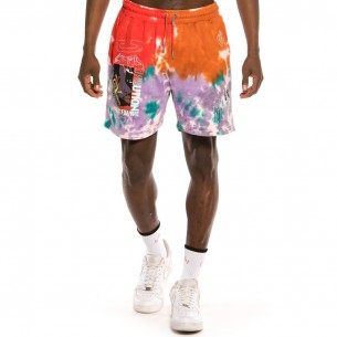 "Bermuda Grimey ""Liveution Magic 4 Resistance"" - Tie Dye 