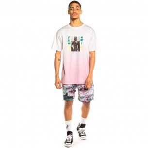 Pack Grimey T-Shirt + Short Yanga Warrior SS20 Multicolor/Pink