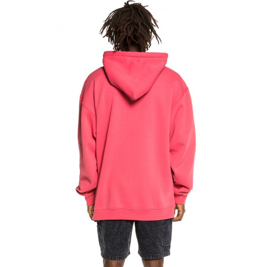 Grimey Liveution Hoodie Pink   Spring 21