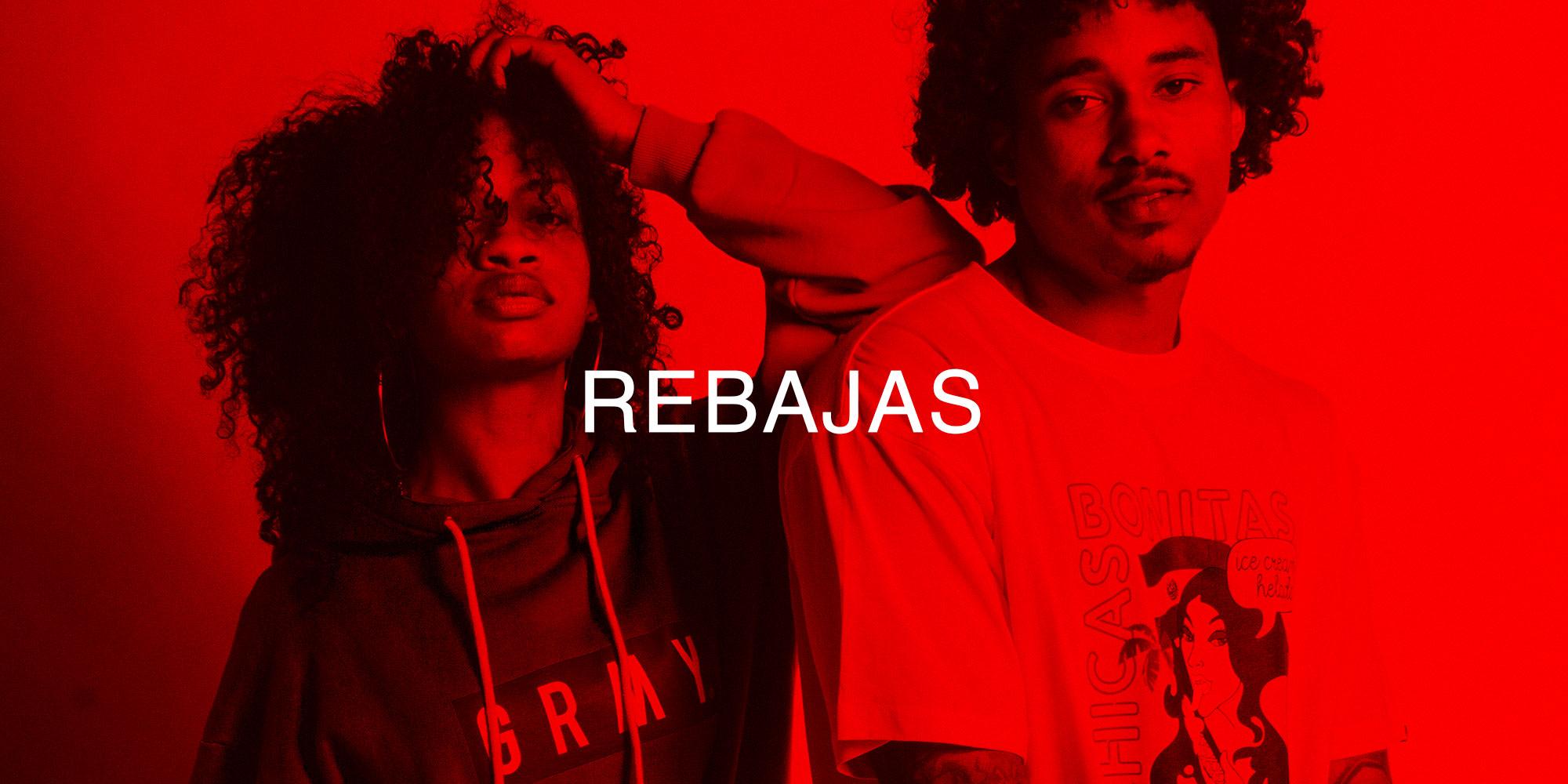 REBAJAS GRMY SS21